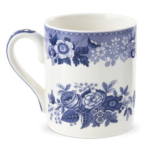 Spode  Blue Italian Blue Rose Mug  (Blue Room) $21.40