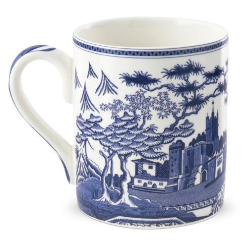 Spode  Blue Italian  Gothic Castle Mug (Blue Room) $21.40