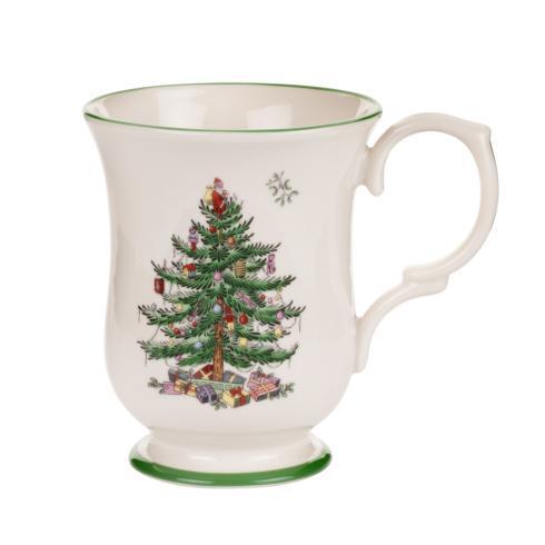 Spode Christmas Tree  Serveware/Giftware Romantic Footed Mug $14.99