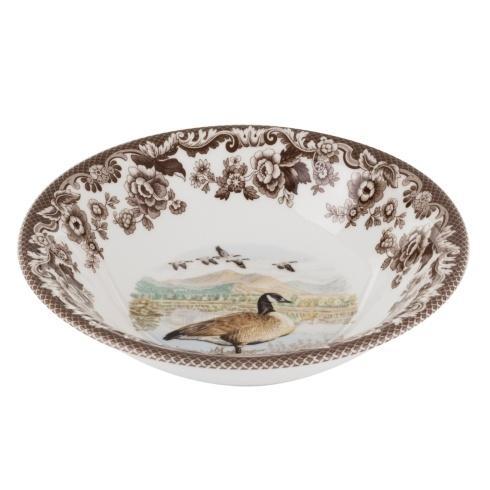 Spode Woodland Canada Goose  Ascot Cereal Bowl  $45.50