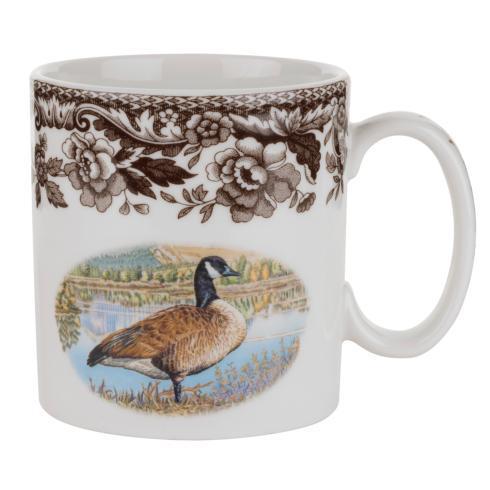 Spode Woodland Canada Goose Mug $34.50