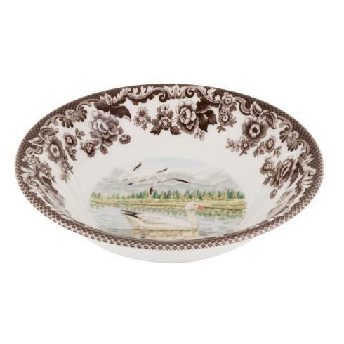 Spode Woodland Snow Goose Ascot Cereal Bowl $36.40