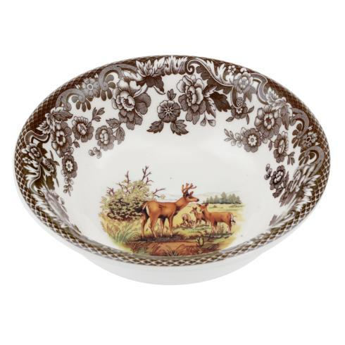 Spode Woodland Assorted Mule Deer Mini Bowl $28.75