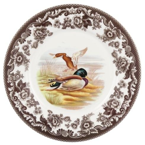Spode Woodland Assorted Mallard Luncheon Plate $30.00