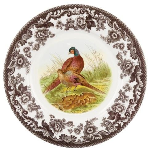 Spode Woodland Assorted Pheasant Luncheon Plate $30.00