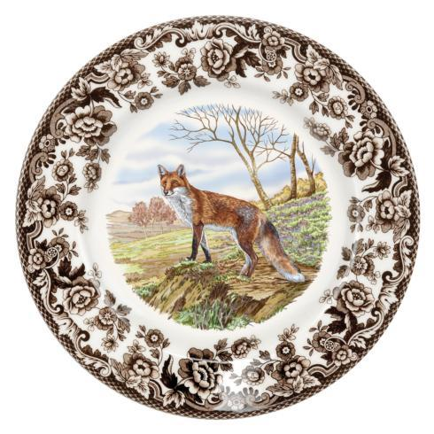 Spode Woodland Red Fox Salad Plate $26.00