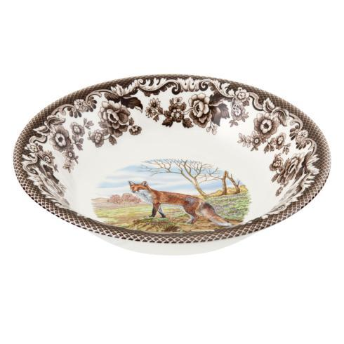 Spode Woodland Red Fox Ascot Cereal Bowl $36.40