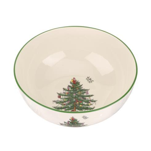Spode Christmas Tree Serveware/Giftware Large Round Bowl $39.99