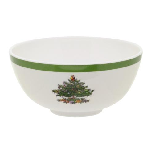 Spode Christmas Tree Melamine Collection Set of 4 Bowls $24.99