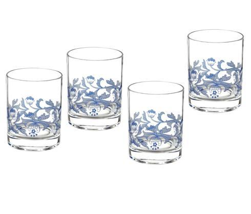 $39.99 Set of 4 Double Old Fashioned Glasses