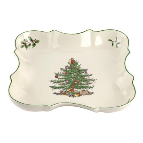 Spode Christmas Tree Serveware/Giftware Devonia Tray $19.99