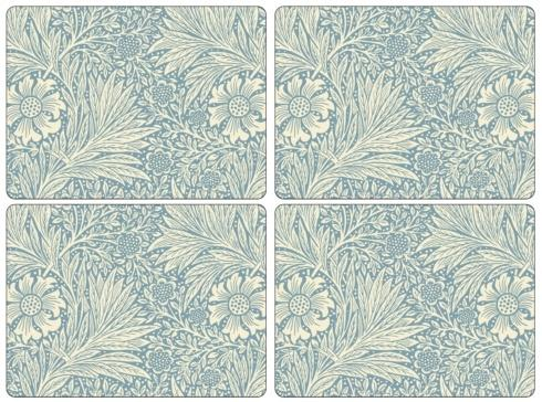 Marigold Blue Placemats <br>(2 in stock)