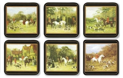 Tally Ho Coasters collection with 1 products