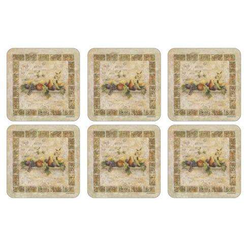 Tuscan Palette Coasters collection with 1 products