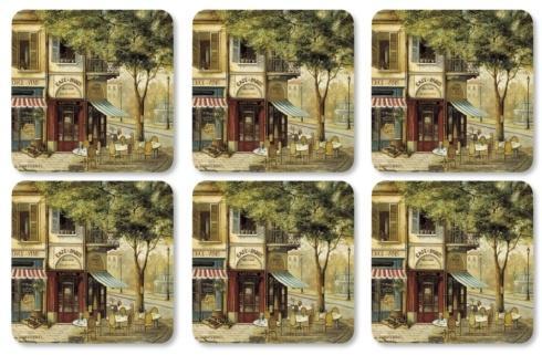 Parisian Scenes Coasters