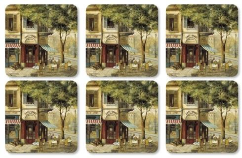 Parisian Scenes Coasters collection with 1 products