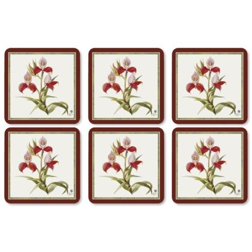 Botanial Orchid Coasters