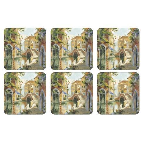 Venetian Scenes Coasters