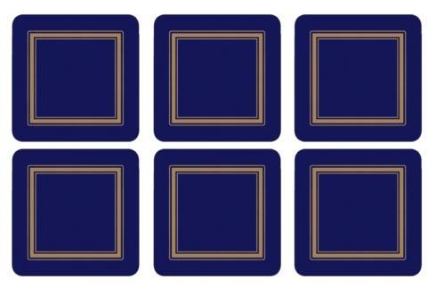 Classic Midnight Blue Coasters