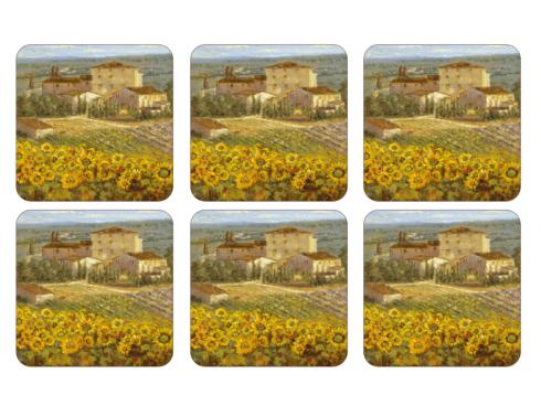 Tuscany Coasters