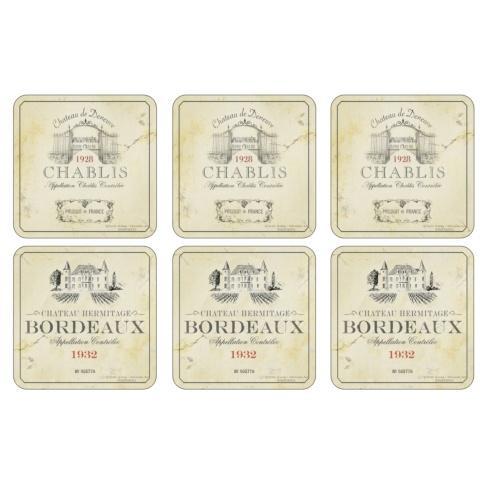 Vin De France Coasters