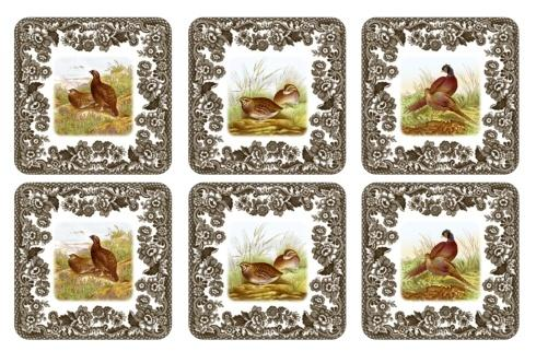 Woodland Coasters collection with 1 products