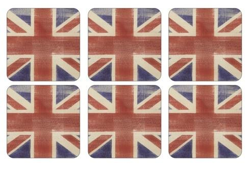 Union Jack Coasters