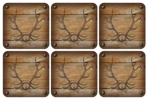 Lodge Coasters collection with 1 products
