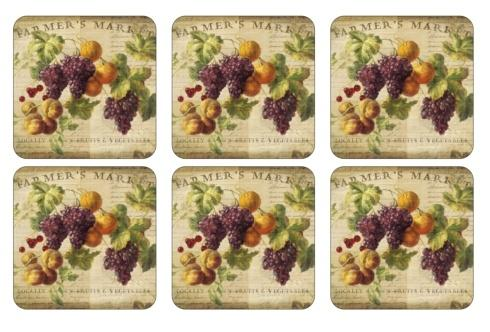 Abundant Fall Coasters collection with 1 products