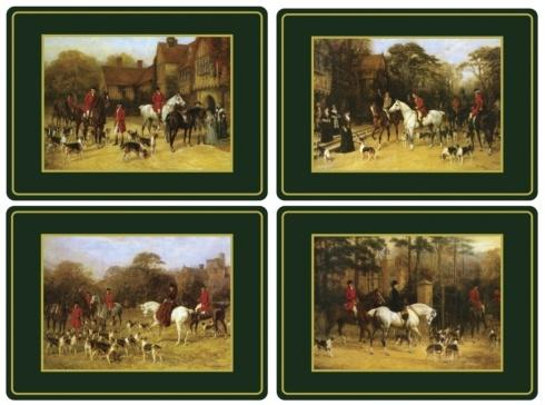 Tally Ho Placemats