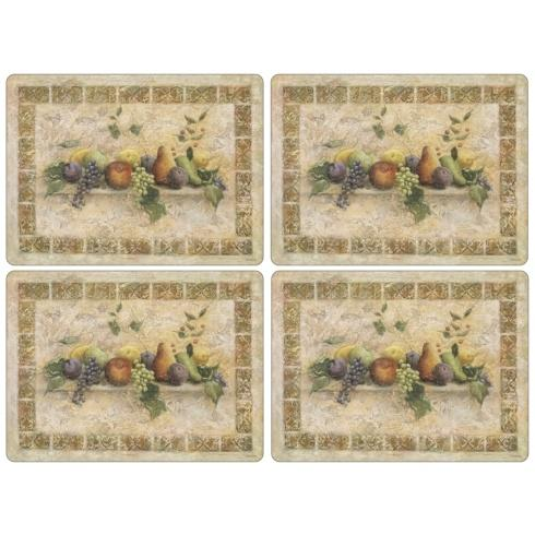 Tuscan Palette Placemats collection with 1 products
