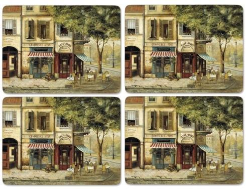 Parisian Scenes Placemats