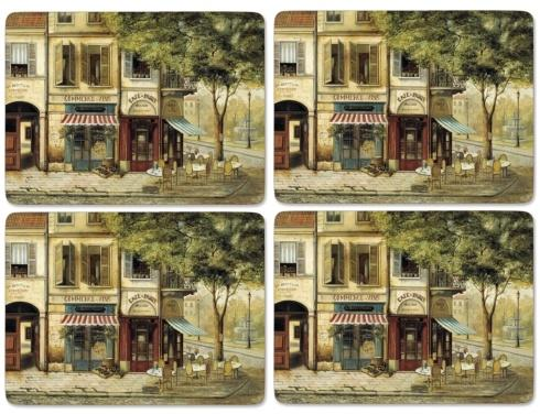 Parisian Scenes Placemats collection with 1 products