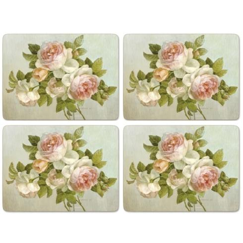 Antique Roses Placemats collection with 1 products