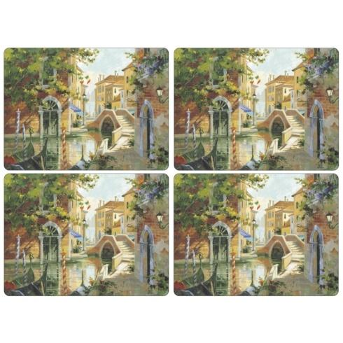 Venetian Scenes Placemats collection with 1 products