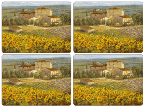 Tuscany Placemats collection with 1 products