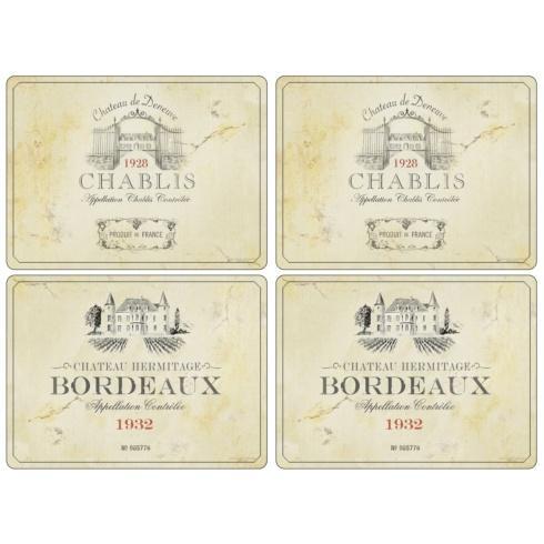 Vin De France Placemats