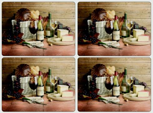 Artisanal Wine Placemats collection with 1 products