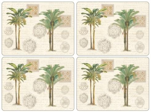 Vintage Palm Study Placemats collection with 1 products