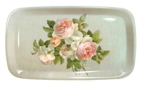 $10.00 Antique Roses Sandwich Tray