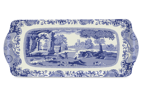 $10.00 Blue Italian Sandwich Tray