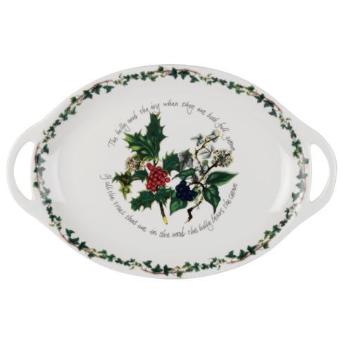 $49.99 Oval Handled Platter