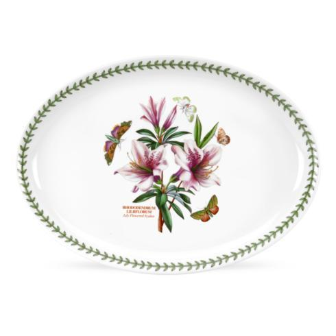 $67.50 Azalea Oval Serving Dish