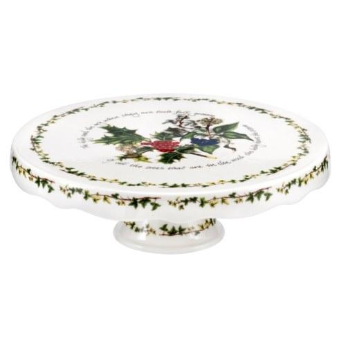 Portmeirion  The Holly & The Ivy Collection Footed Cake Stand $42.00