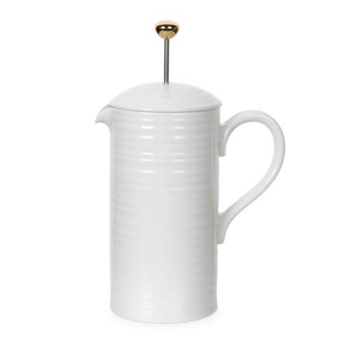 Portmeirion  Sophie Conran White Cafetiere $59.99