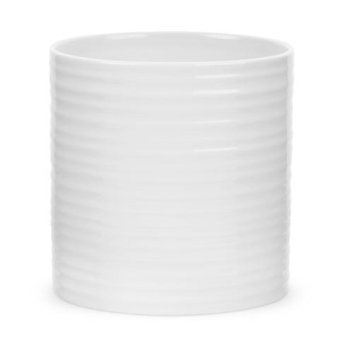 Portmeirion  Sophie Conran White Large Oval Utensil Jar $29.99
