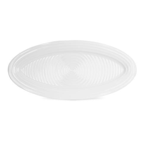 Portmeirion  Sophie Conran White Fish Platter $59.99