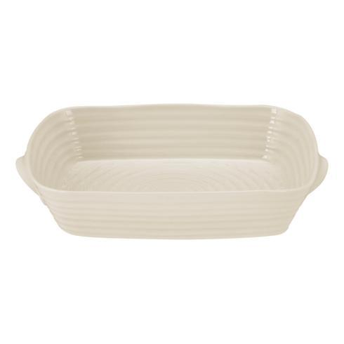 Large Handled Rectangular Roasting Dish