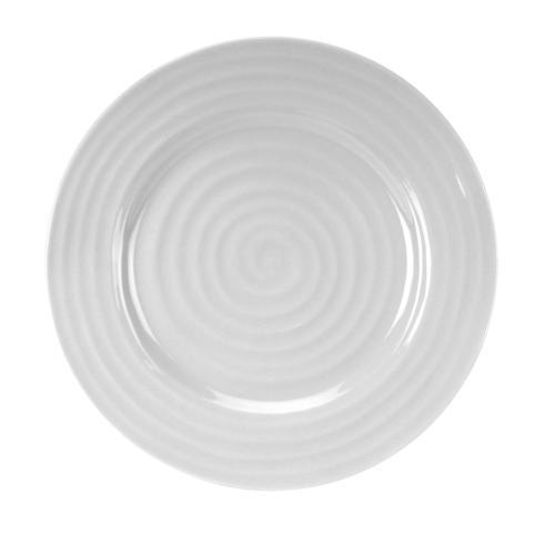 Portmeirion  Sophie Conran Grey Set of 4 Salad Plates $52.80