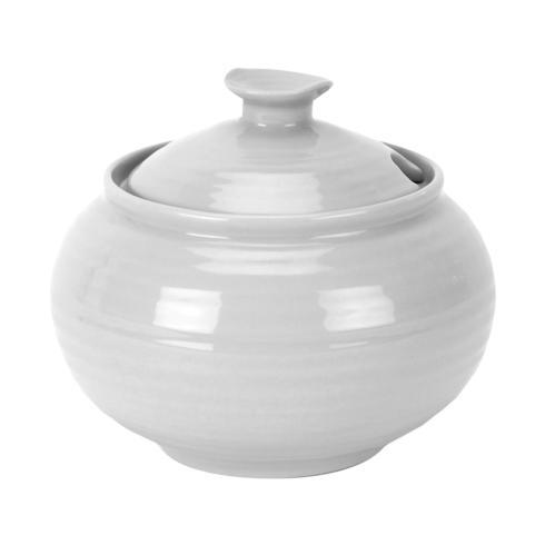 Portmeirion  Sophie Conran Grey Covered Sugar $17.60